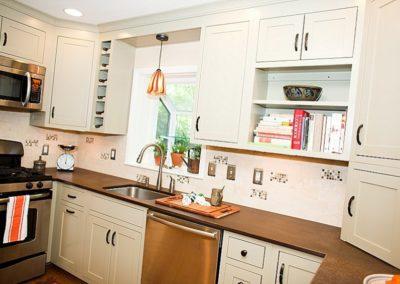 Garret Park Kitchen Renovation AFter