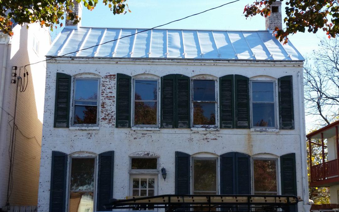 Kicking Off 2018 at the Atkins' Historic Home