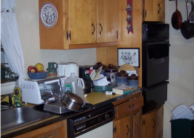 Garret Park Kitchen Renovation Before