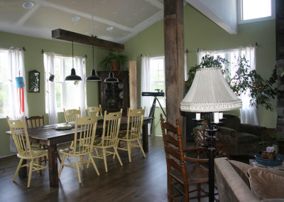 Fairfield Rustic Farmhouse After