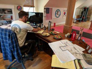 Multitasking Paul Harmon